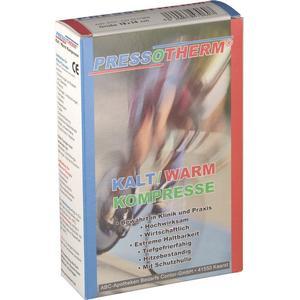 ABC Apotheken-Bedarfs-Contor GmbH Pressotherm® Kalt-Warm-Kompresse 13 x 14 cm