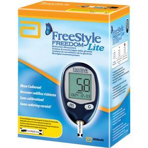 Abbott GmbH & Co. KG Abbott Diabetes Care FreeStyle Freedom Lite Set mmol/l ohne Codieren