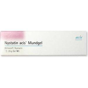 acis Arzneimittel GmbH Nystatin acis® Mundgel