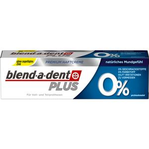 Procter & Gamble GmbH blend-a-dent Plus Premium Haftcreme 0%
