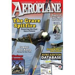 Tidningen Aeroplane Monthly 12 nummer