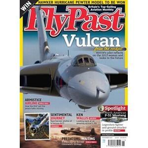 Tidningen Flypast 12 nummer