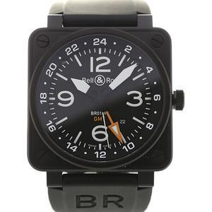 Bell & Ross BR 01-93 (BR0193-GMT)