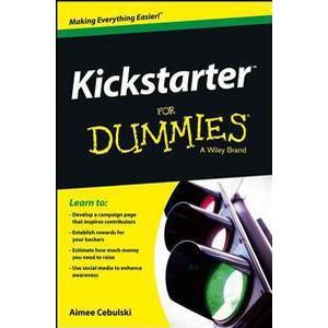 Kickstarter for Dummies (Häftad, 2013)
