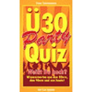 -30 Party Quiz