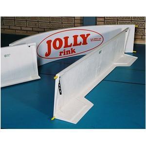 Jolly Innebandysarg Jolly vit reservdel 0,8 UTGÅTT