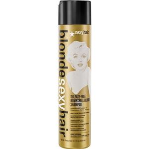 Sexy Hair Sulfate Free Bombshell Blonde Shampoo 300ml
