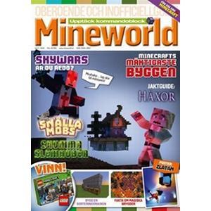 Tidningen Mineworld 2 nummer