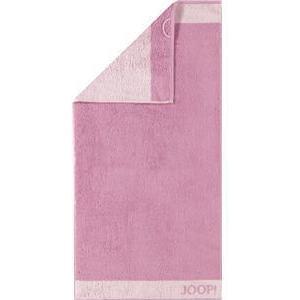 JOOP! Handtücher Breeze Doubleface Handtuch Rose 50 x 100 cm 1 Stk.
