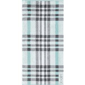 JOOP! Handtücher Breeze Checked Handtuch Sea 50 x 100 cm 1 Stk.