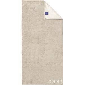 JOOP! Handtücher Classic Doubleface Duschtuch Sand 80 x 150 cm 1 Stk.