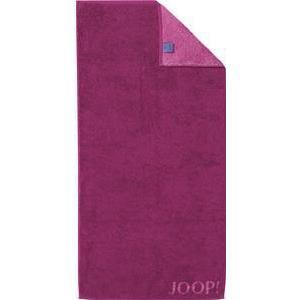 JOOP! Handtücher Classic Doubleface Handtuch Cassis 50 x 100 cm 1 Stk.