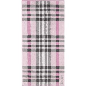 JOOP! Handtücher Breeze Checked Handtuch Rose 50 x 100 cm 1 Stk.