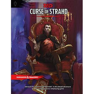 Wizards of the Coast Dungeons & Dragons: Curse of The Strahd