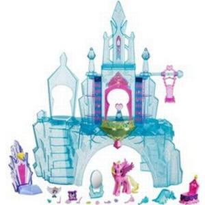 Hasbro My Little Pony Explore Equestria Crystal Empire Castle