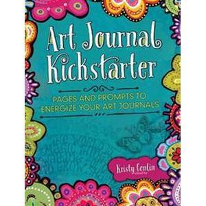 Art Journal Kickstarter (Pocket, 2015)