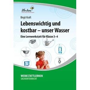 Lernbiene Verlag GmbH Lebenswichtig und kostbar - unser Wasser (CD-ROM)