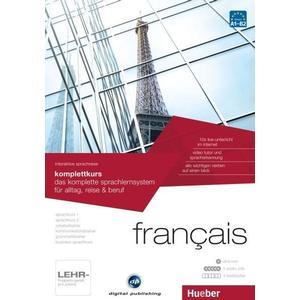 Digital Publishing Interaktive Sprachreise: Komplettkurs Francais/Französisch (IS18)