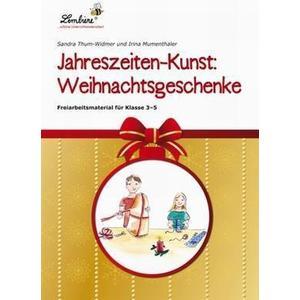 Lernbiene Verlag GmbH Jahreszeiten-Kunst: Weihnachtsgeschenke
