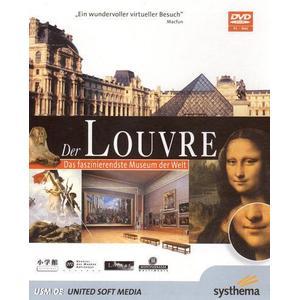 Alive Ag Der Louvre, 1 DVD-ROM