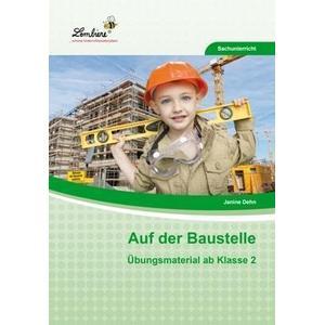 Lernbiene Verlag GmbH Auf der Baustelle (CD-ROM)