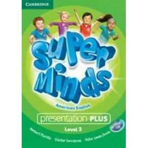 Cambridge University Press Super Minds American English Level 2 Presentation Plus DVD-ROM