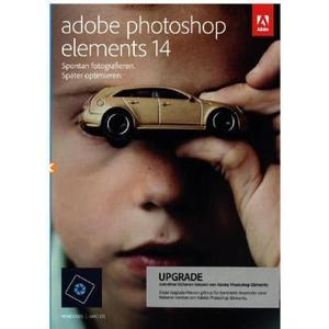 ABC-Software Adobe Photoshop Elements 14, Upgrade, DVD-ROM