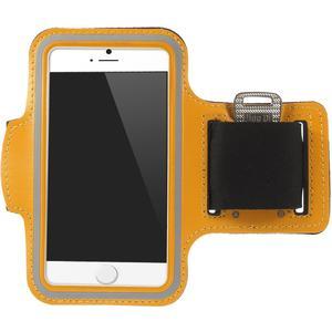 Sportarmband till iPhone 6/7, Orange