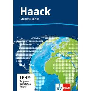 Klett Schulbuchverlag Der Haack Weltatlas. Stumme Karten digital