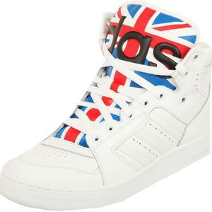 adidas Herren Sneakers JS INSTINCT HI UJ Weiß EBD65204