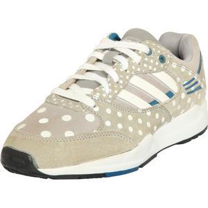 adidas Damen Sneakers TECH SUPER EF W Grau/Weiß EBD65906