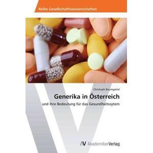 AV Akademikerverlag Generika in Österreich
