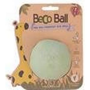 Beco Ball Hundespielzeug large grün 7,5cm