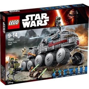 Lego Star Wars Clone Turbo Tank 75151