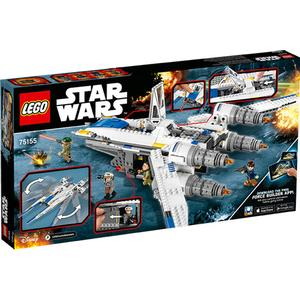 Lego Star Wars Rebel U Wing Fighter 75155