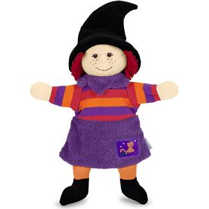 Sterntaler Finger Puppet Witch 3601616