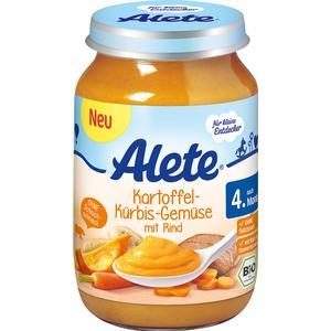 NESTLE Nutrition GmbH Alete Kartoffel-Kürbis-Gemüse mit Rind (neu)