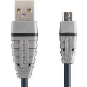 Bandridge USB Micro-B Kabel 2.0 m - Bandridge