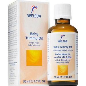 Weleda Baby Tummy Oil 50ml
