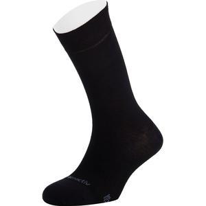- Chitosan-Socken mit Silberfaser Gr.S 35-38 Schwarz