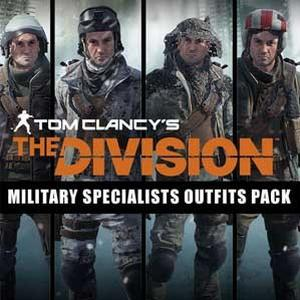 Tom Clancy's The Division: Military Specialists Outfits Pack