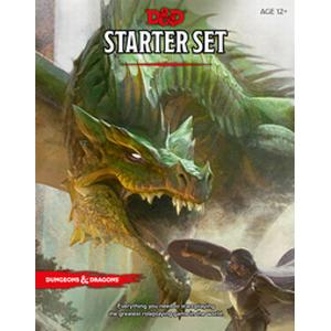 Wizards of the Coast Dungeons & Dragons: Starter Set (5th Edition)