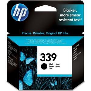 HP Original HP Druckerpatrone HP 339 schwarz ohne Umkarton