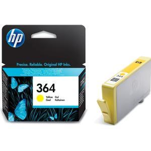 HP Original HP Druckerpatrone HP 364 Yellow