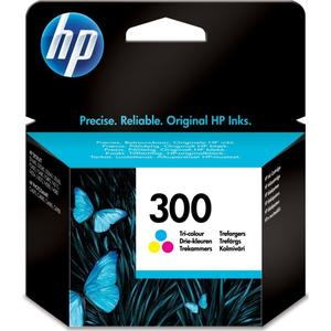 HP Original HP Druckerpatrone HP 300 colour