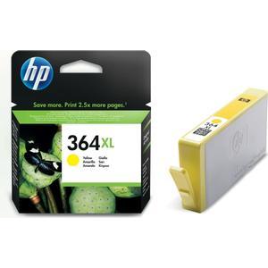 HP Original HP Druckerpatrone HP 364 XL Yellow