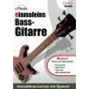 eMedia einmaleins Bass-Gitarren