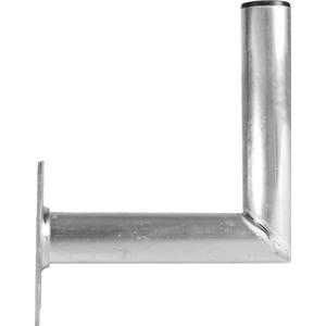 0000/1723 TECHNIPLUS 25 Alu-Wandhalter 25cm Wandabstand (Silber)