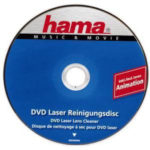 00048496 DVD-Laserreinigungsdisc (Blau)