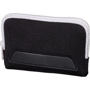 00053490 Tasche ´´Smart Sleeve´´ für Nintendo New 3DS (Schwarz, Blau)